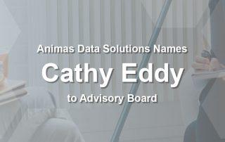 Cathy Eddy Named to Animas Data Solutions Advisory Board image