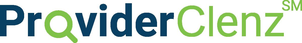 ProviderClenz Logo