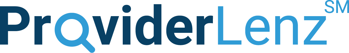 ProviderLenz Logo
